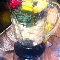 Brain Food Smoothie Blend